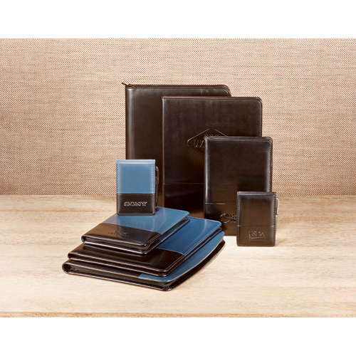 Picture of Windsor Reflections Jr. Padfolio, Promotional Logo Reflections Jr. Padfolio