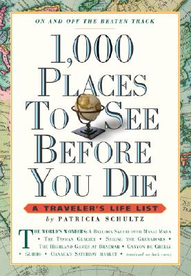 Picture of Gift Book: 1,000 Places to See Before You Die