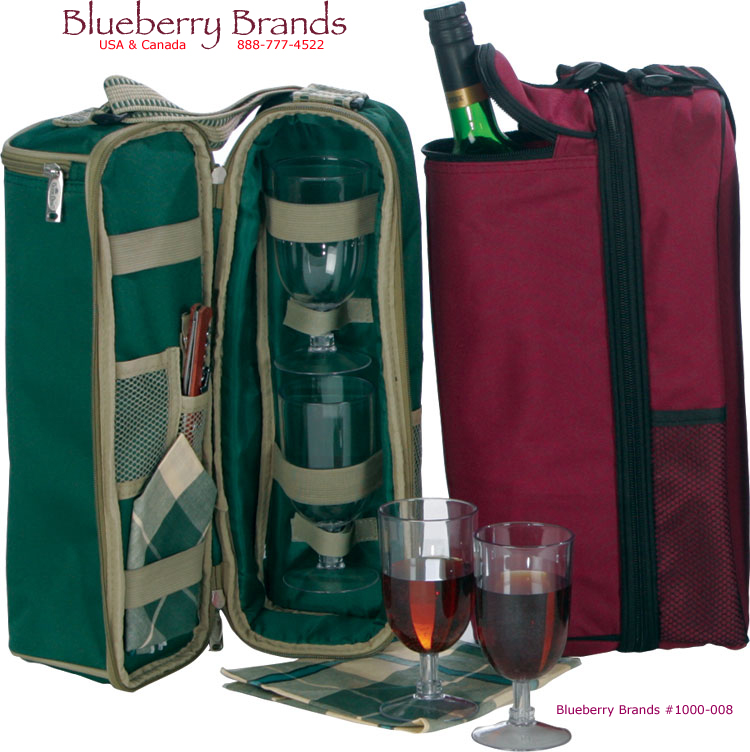 Picture of Wine Duffle, Promotional Logo Wine Duffle