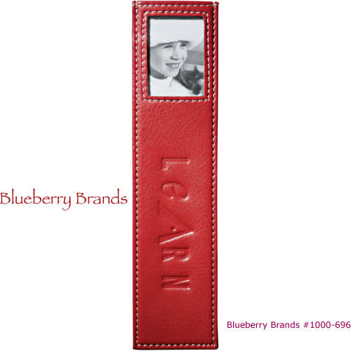 Picture of Alicia Klein Bookmark, Promotional Logo Bookmark