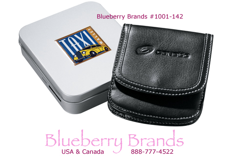 Picture of Alicia Klein Taxi Wallet, Promotional Logo Alicia Klein Taxi Wallet