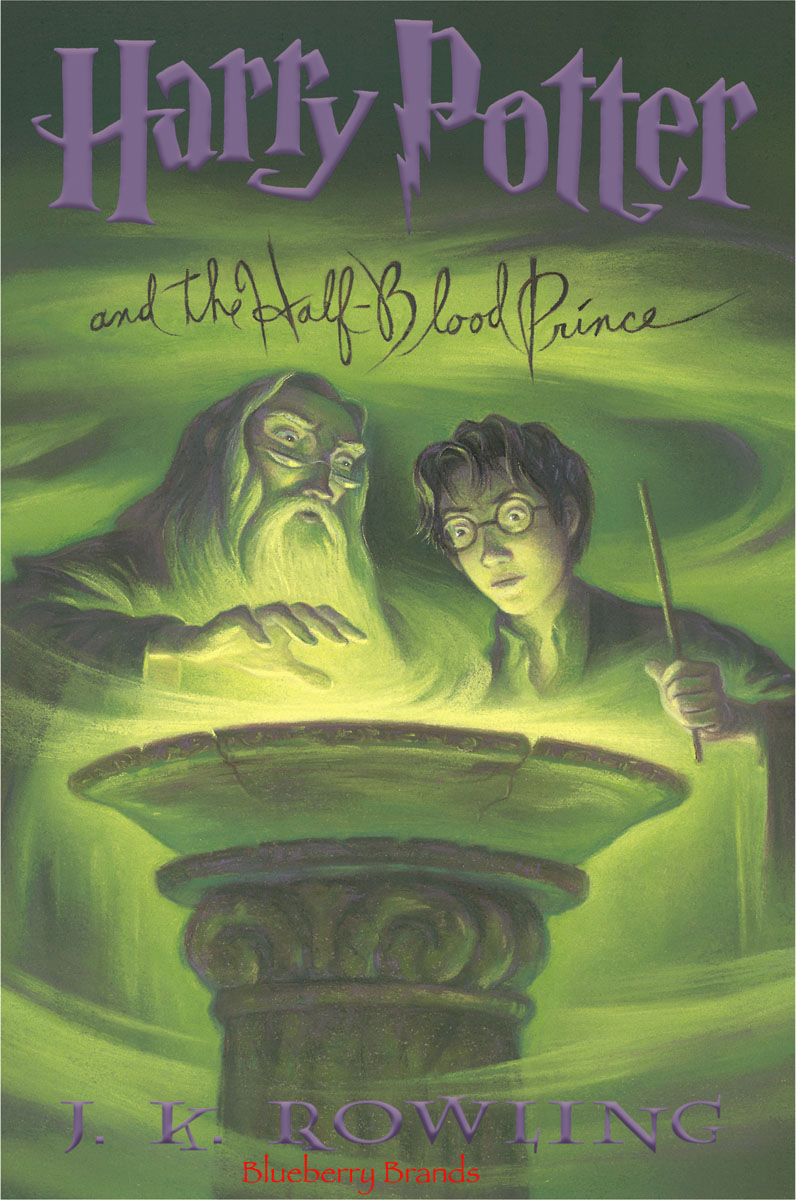 Picture of Children: Harry Potter and the Half-Blood Prince #6 - Softcover