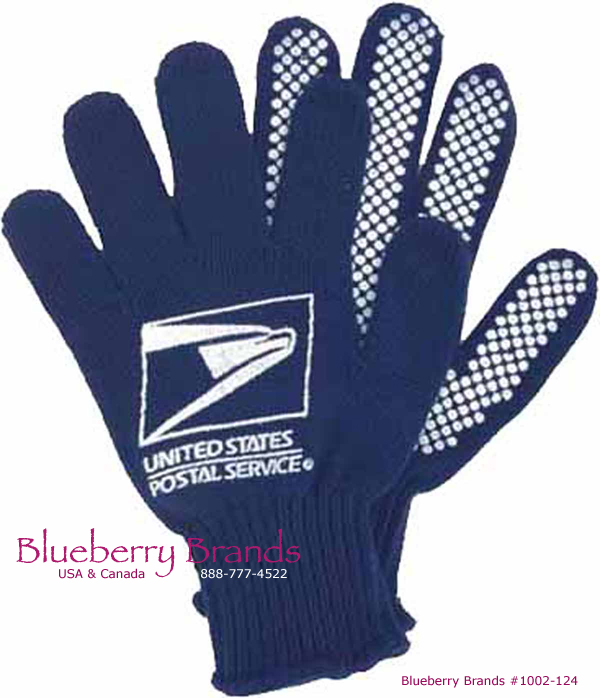 Picture of Standard-Weight Acrylic Knit Gloves, Promotional Logo Standard-Weight Acrylic Knit Gloves