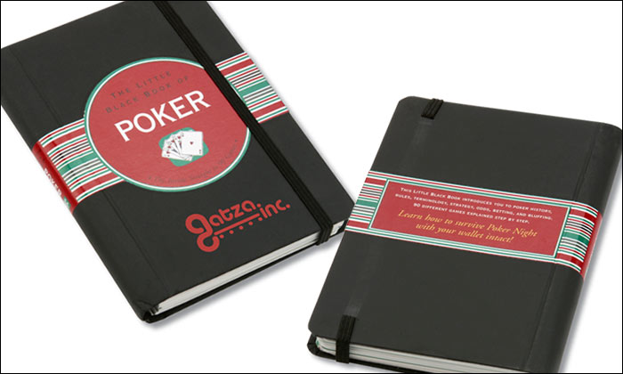 Picture of Games: The Little Black Book of Poker: The Inside Straight to 90 Games (Vegas)