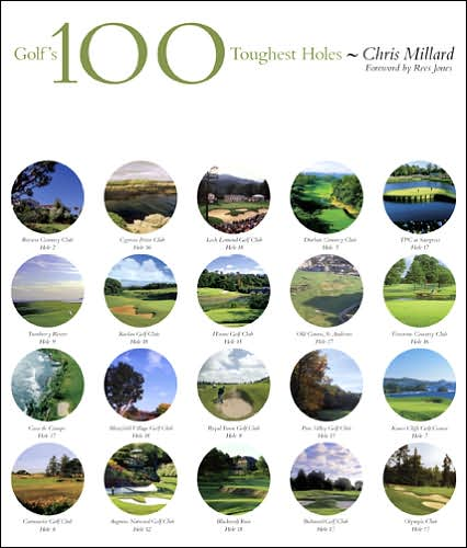 Picture of Gift Book: Golf's 100 Toughest Holes