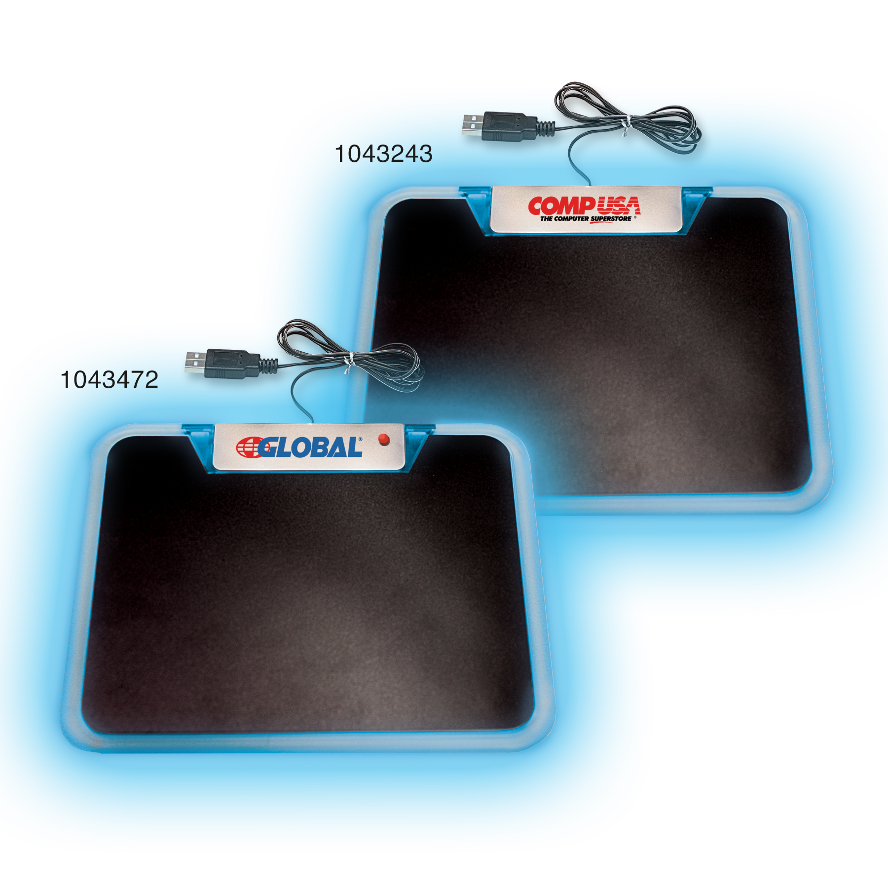 Picture of Light Up Mouse Pads, Promotional Logo Light Up Mouse Pads