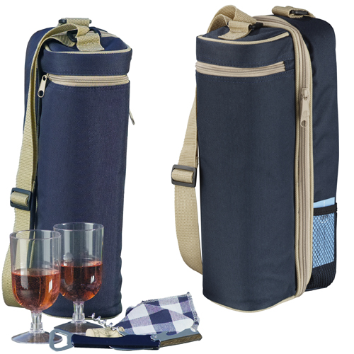 Picture of Wine Cooler Bag, Promotional Logo Wine Cooler Bag