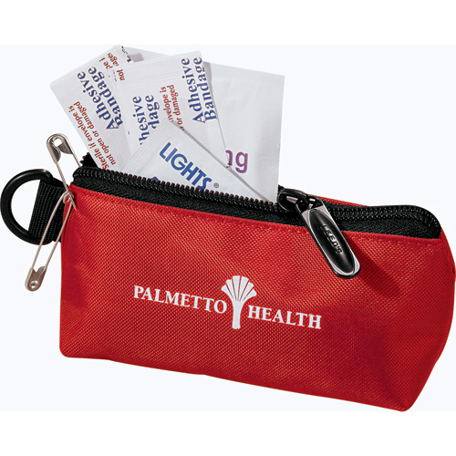 Picture of StaySafe Mini First Aid Kit, Promotional Logo StaySafe Mini First Aid Kit