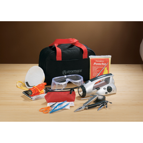 Picture of StaySafe Emergency Readiness Kit, Promotional Logo  Emergency Readiness Kit