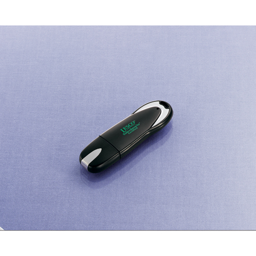 Picture of Velocity USB Flash Drive v.2.0 256MB, Promotional Logo Flash Drive