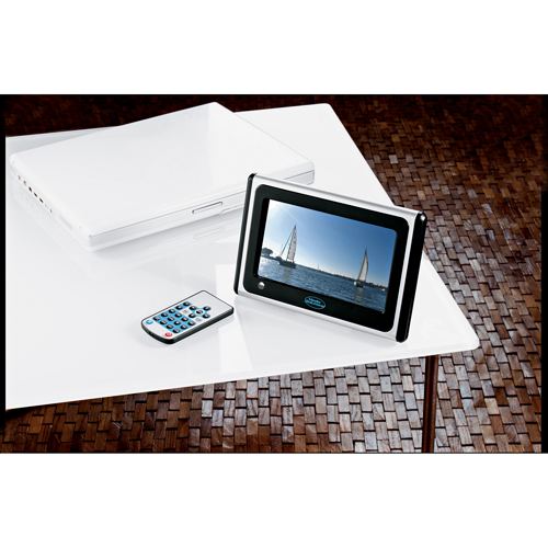 "Picture of Deluxe 7"" Multi-Media Digital Photo Frame, Promotional Logo Multi-Media Digital Photo Frame Copy Copy"