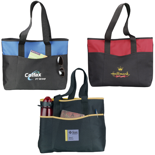 Picture of Bolso Carry-All Tote, Promotional Logo Bolso Carry-All Tote