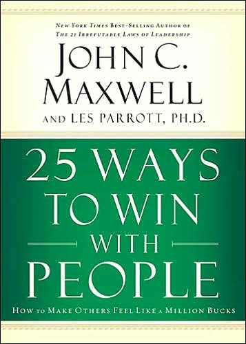 Picture of Business Bestsellers: 25 Ways to Win with People