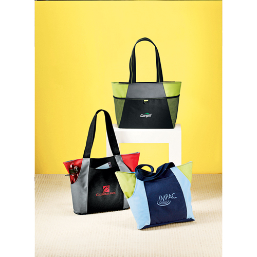 Picture of Vista Meeting Tote, Promotional Logo Vista Meeting Tote