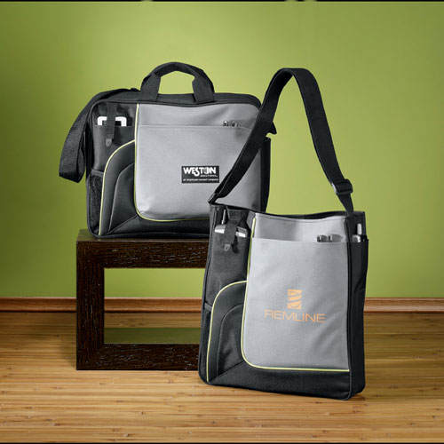Picture of Veer Vertical Business Tote, Promotional Logo Veer Vertical Business Tote