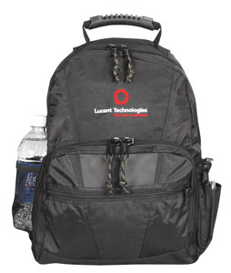 Picture of Computer Commuter Backpack, Promotional Logo Computer Commuter Backpack