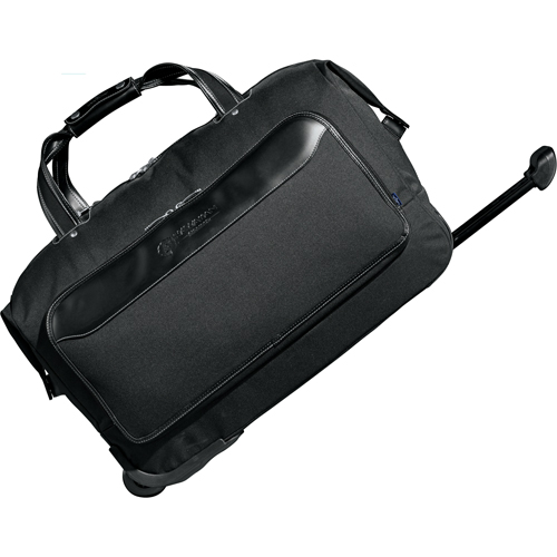 "Picture of Dockers Classic 22"" Wheeled Duffel, Promotional Logo Dockers Classic 22"" Wheeled Duffel Bag"