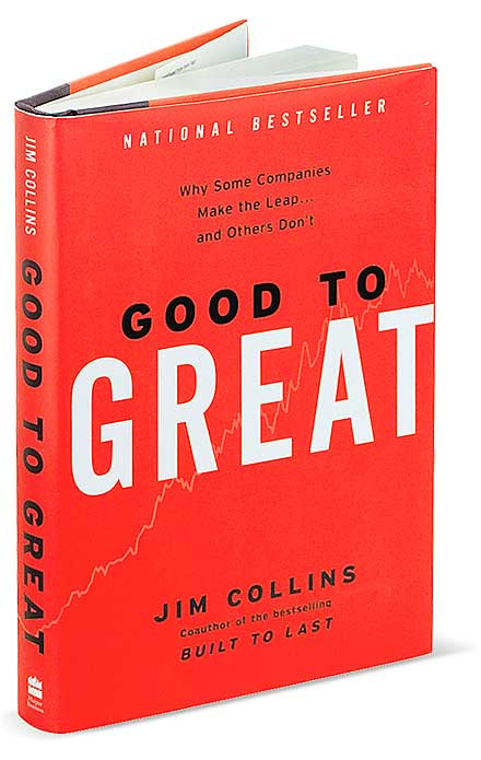 Business Bestsellers: Good To Great