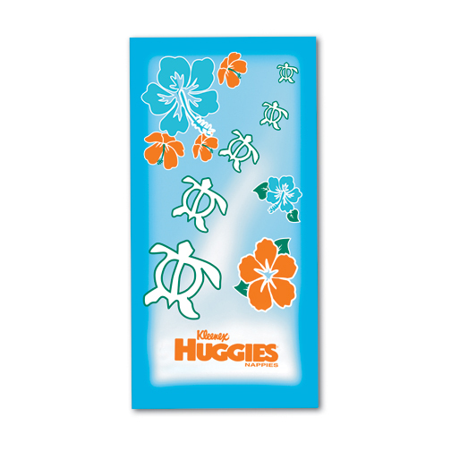 Picture of Turtle Design Towel