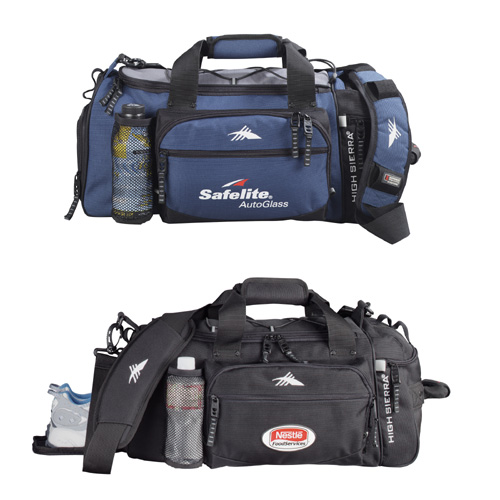 "Picture of High Sierra 21"" Water Sport Duffel, Promotional Logo High Sierra 21"" Water Sport Duffel Bag"