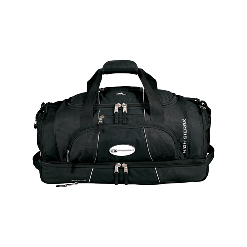 "Picture of High Sierra Colossus 26"" Drop Bottom Duffel, Promotional Logo Drop Bottom Duffels"