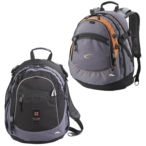 Picture of High Sierra Fat-Boy Day Pack, Promotional Logo Fat Boy Daypack