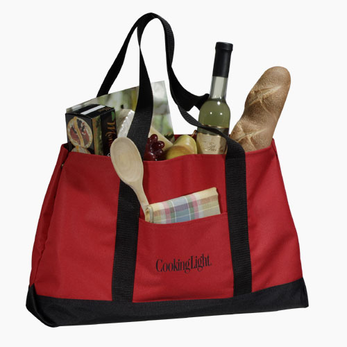 Picture of Excel Sport Leisure Tote, Promotional Logo Excel Sport Leisure Tote