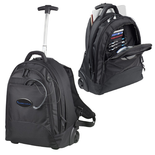 Picture of Navigator Deluxe Rolling Backpack