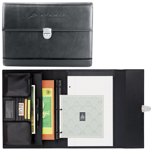 Picture of Palazzo Leather Tri-Fold Padfolio