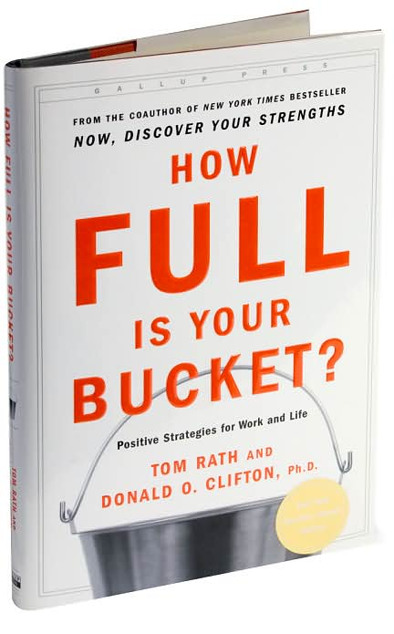 Picture of Business Bestsellers: How Full is Your Bucket
