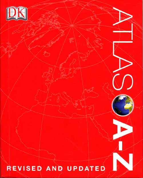 Picture of World Atlas: Pocket Atlas A-Z