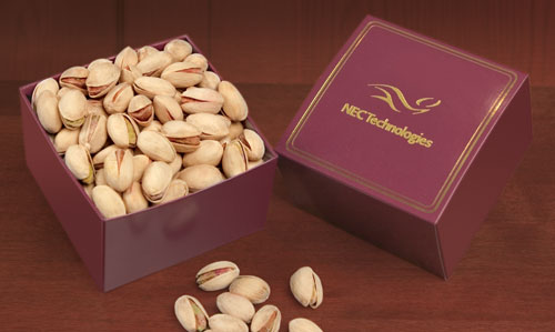 Picture of Quality Jumbo California Pistachios Gift Box