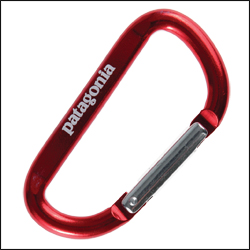 Picture of 80mm Carabiner, Promotional Logo 80mm Carabiners
