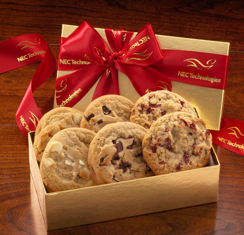 Picture of Home-Style Cookie Assortment, Promotional Logo Home-Style Cookie Assortment