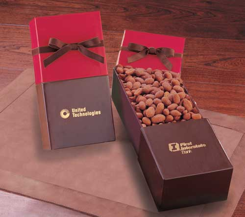 Picture of Delicious Honey Roasted Peanuts, Promotional Logo Delicious Honey Roasted Peanuts