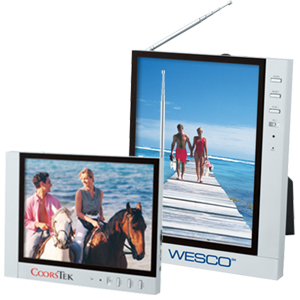 "Picture of 5"" x 7"" Talking Photo Frame Radio, Promotional Logo 5"" x 7"" Talking Photo Frame Radio"