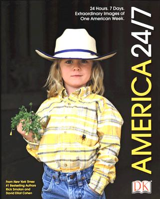 Picture of Books: Gift Book: America 24/7, Promotional Logo America 24/7 Gift Book
