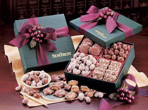Picture of A Chocolate Lover's Dream Gift Box