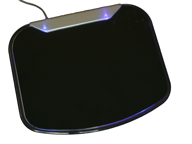Picture of Light-up 4-Port USB Hub Mousepad