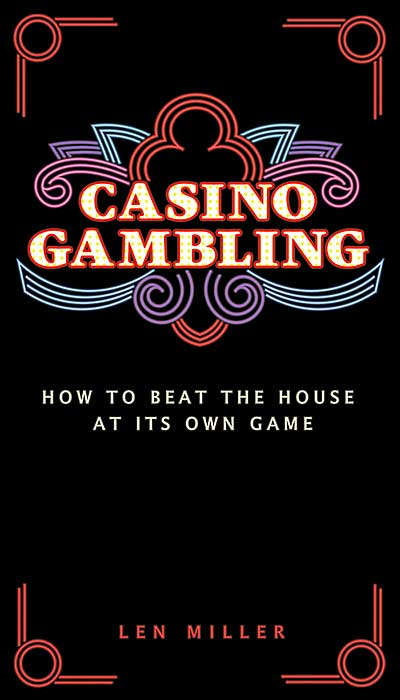 Picture of Books: Games: Casino Gambling: How to Beat the House at Its Own Game