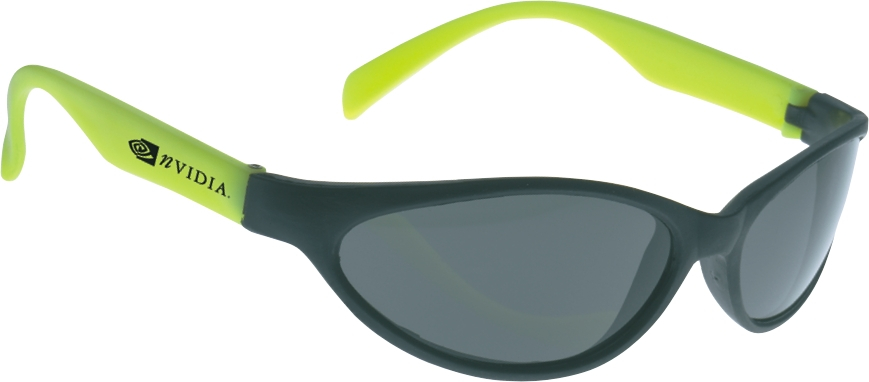 Picture of Tropical Wrap Sunglasses, Promotional Logo Tropical Wrap Sunglasses