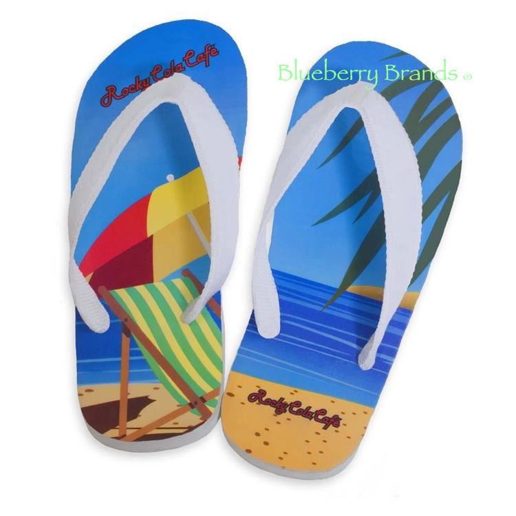 Picture of The Laguna Surf Full Color Sandal