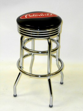 Picture of Upholstered Double Ring Stool, Logo Upholstered Double Ring Stool
