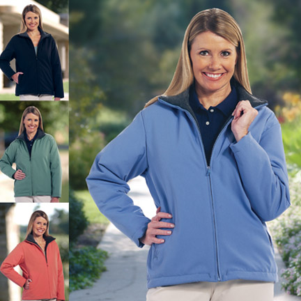 Picture of Womans' Lined Fleece Jacket
