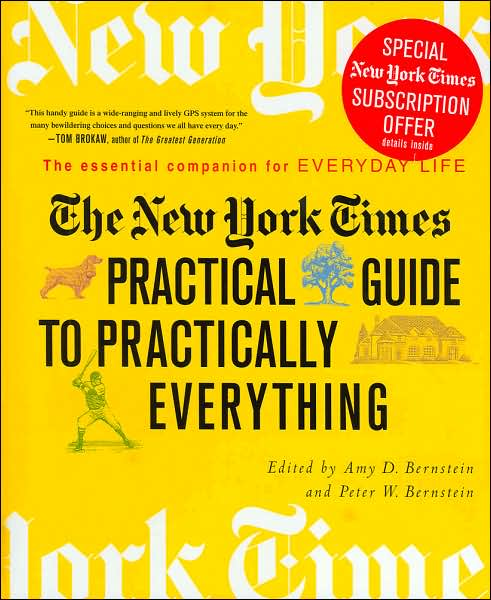 Picture of Reference: The New York Times Guide to Practically Everything