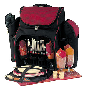 Picture of Tandoor Class - 4 Person Picnic Sets, Promotional Logo Tandoor Picnic Sets