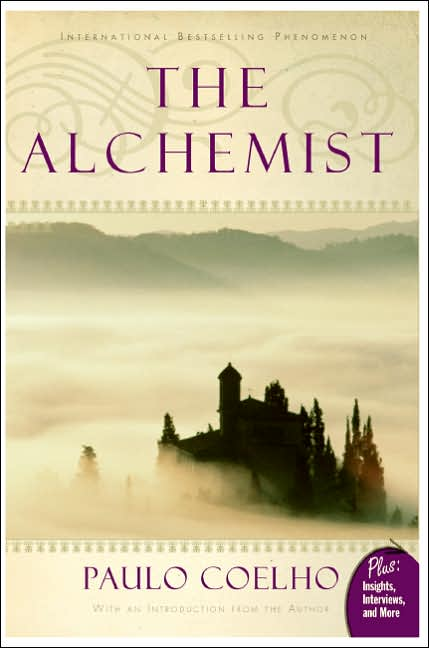 Picture of Gift Book: The Alchemist: A Fable about Following Your Dream