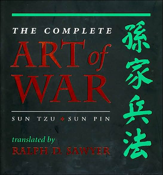 Picture of Gift Book: The Complete Art of War