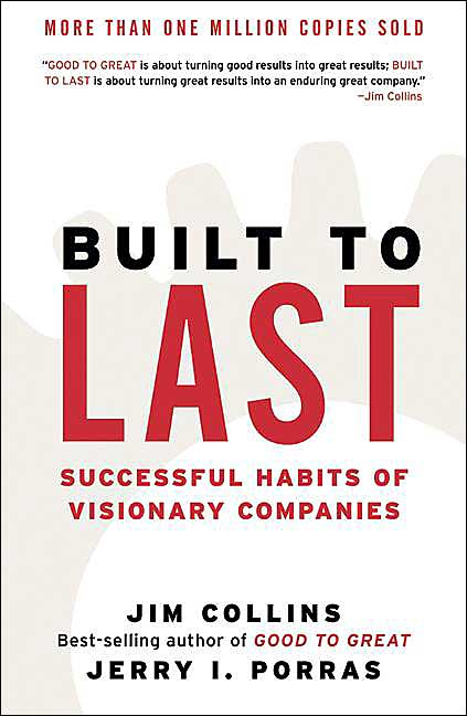 Picture of Business Bestsellers: Built to Last, Promotional Logo Bestseller: Built to Last