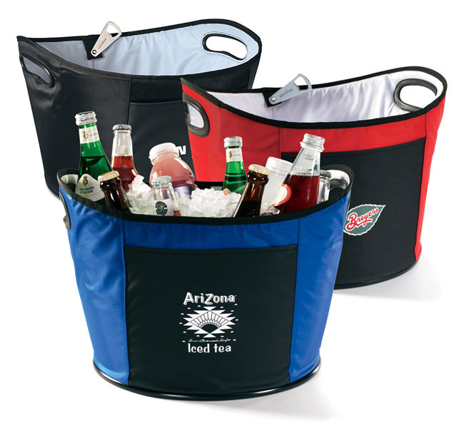 Picture of On the Rocks Cooler, Promotional Logo On the Rocks Cooler